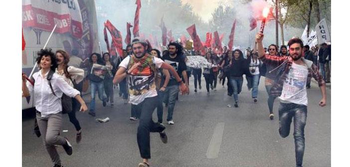 1 Mayıs'ta Taksim'e yine 'izin yok'