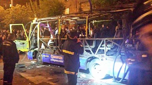 Yerevan'daki patlama ile ilgi açıklama: Terör saldırısı değil