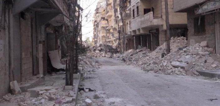 Halep'te savaş şiddetleniyor