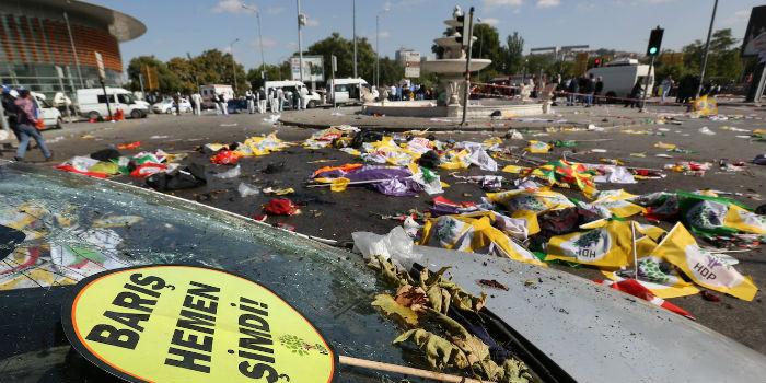 Ankara'da katliam yapılacağını bilmeyen yokmuş