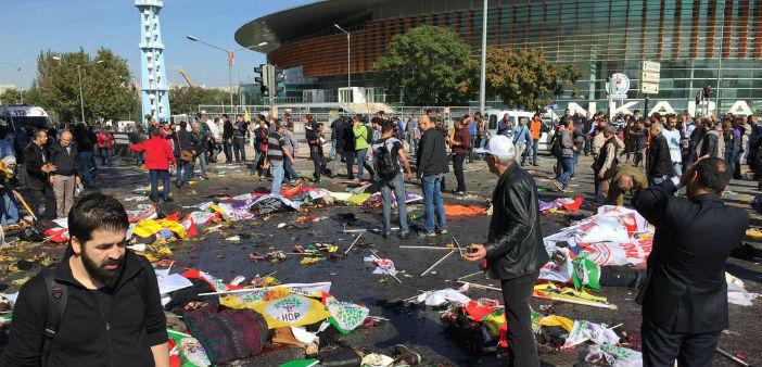 Türkiye'de patlamalarda ölenlerin oranı yüzde 7 bin 682 arttı