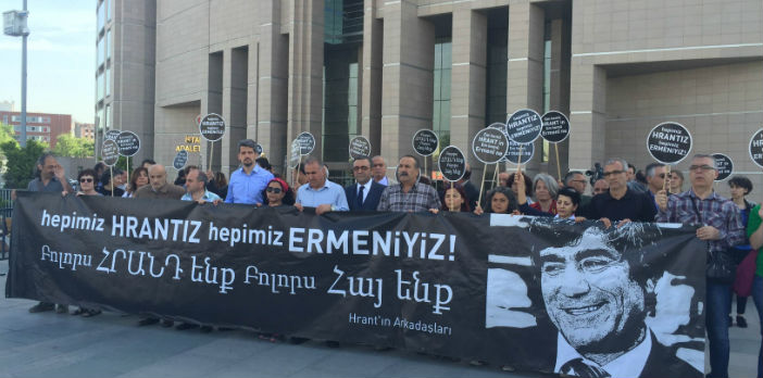Friends of Hrant: Until the real murderers are punished as they deserve