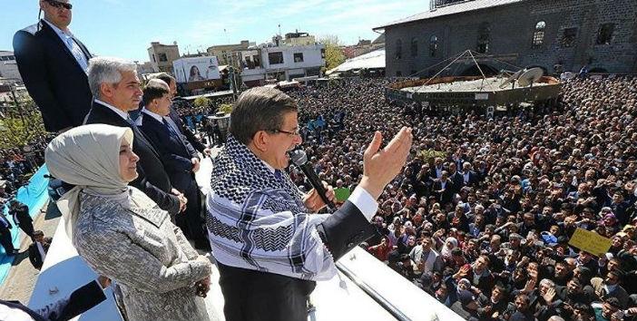 Davutoğlu: Sur'da rıza dışında bir şey yapmayacağız