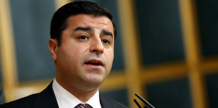 Demirtaş: people can form more than one parliament, if they want