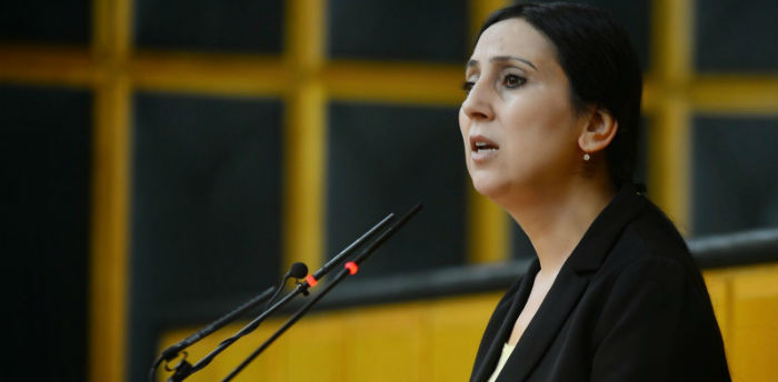 HDP Co-Chair Yüksekdağ: we apologize to Armenian people