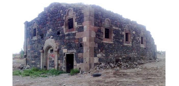 Surp Minas Kilisesi'ne yıkım tehdidi