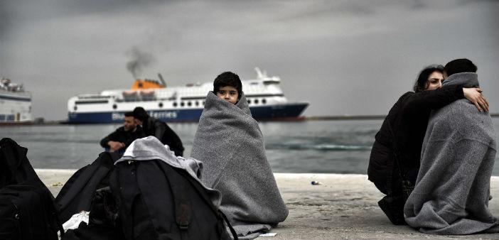 Yunanistan, göçmen iadesini durdurdu