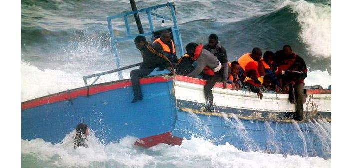 Akdeniz'de göçmen faciası: 400 kişi hayatını kaybetti
