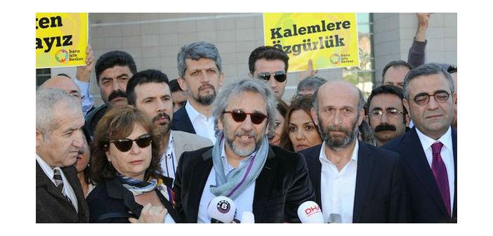 Dündar ve Gül davası 6 Mayıs'a ertelendi