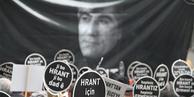 Dink davası: 'Ergenekon' itirazları reddedildi