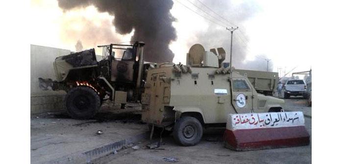 Dışişleri Bakanlığı: Musul'un vurulmasına onay verdik
