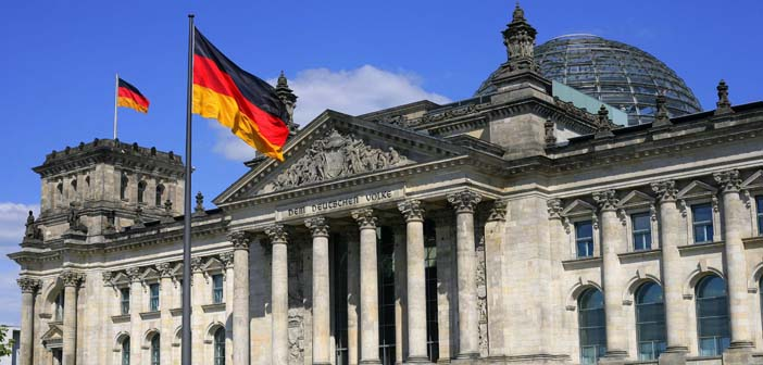 The date is set for genocide motion in Bundestag