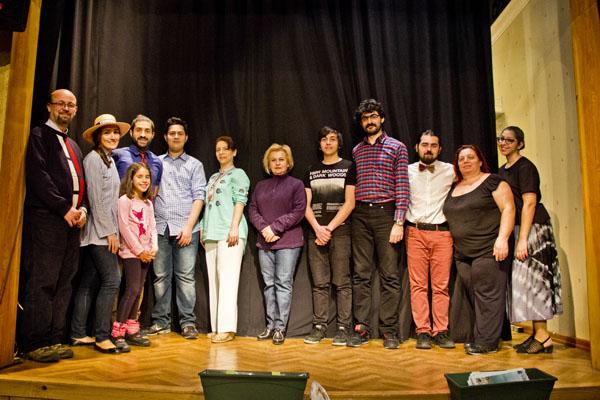 Parev Tiyatro Topluluğu