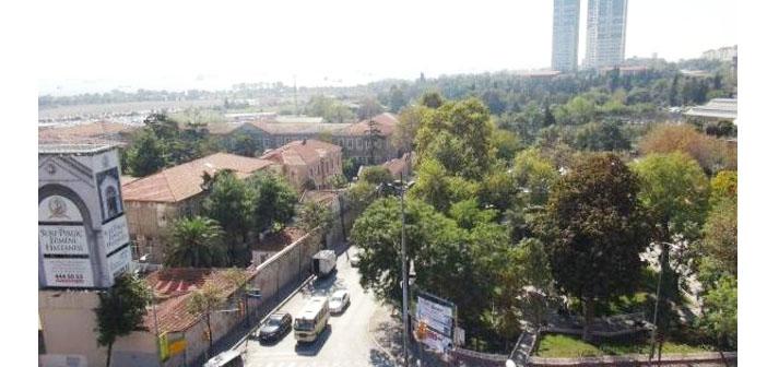 Zeytinburnu Belediyesi Surp Pırgiç'in bostanından vazgeçmiyor