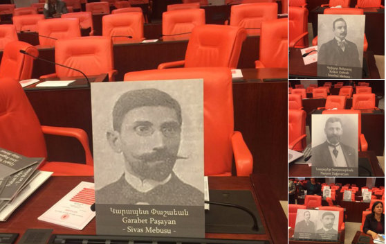 Paylan's call for investigation on Armenian politicians killed in 1915
