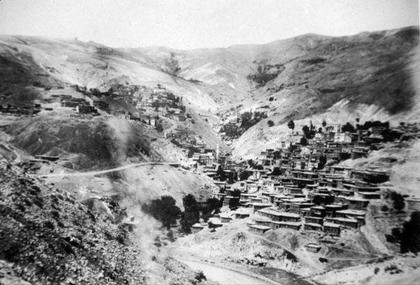 1915 öncesi Ergani, Maden