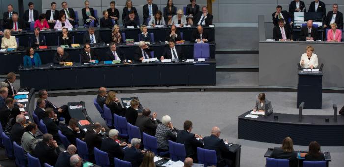 Alman aydınlardan Merkel'e soykırımı kabul çağrısı
