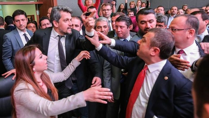 HDP left the committee, parliamentary immunity proposal accepted