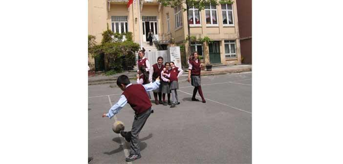 Bomonti Okulu için Kamp Armen formülü
