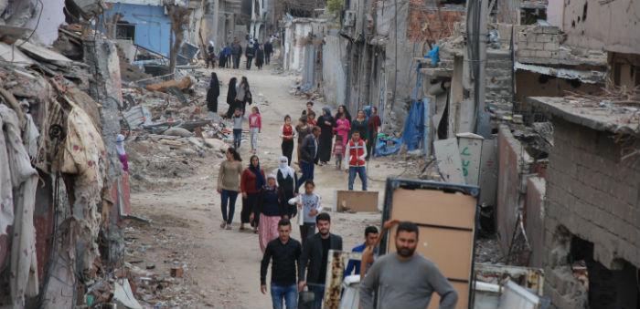 """BM'nin Cizre talebine Dışişleri """"mümkün değil"""" dedi"""