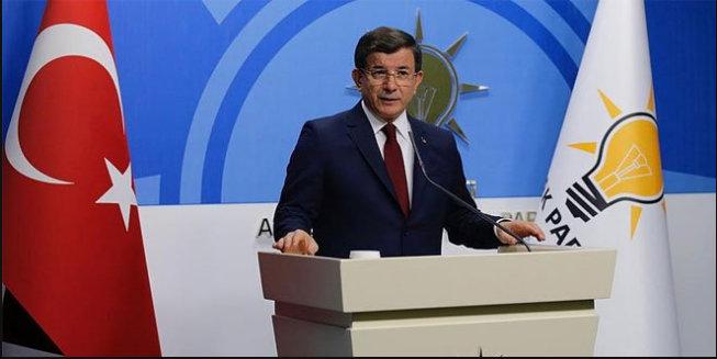 Davutoğlu'ndan veda konuşması: Olağanüstü kongre 22 Mayıs'ta