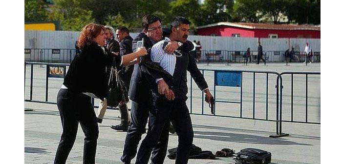Dündar'a silahlı saldırıda gözaltı sayısı 5' yükseldi