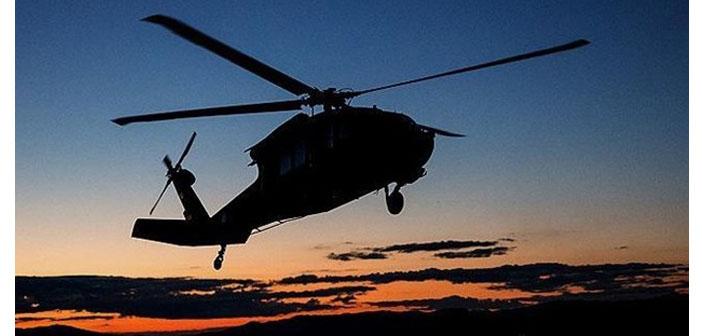 Çukurca'daki helikopterle ilgili 'arızalandı' diyen TSK: Düşürülmüş olabilir