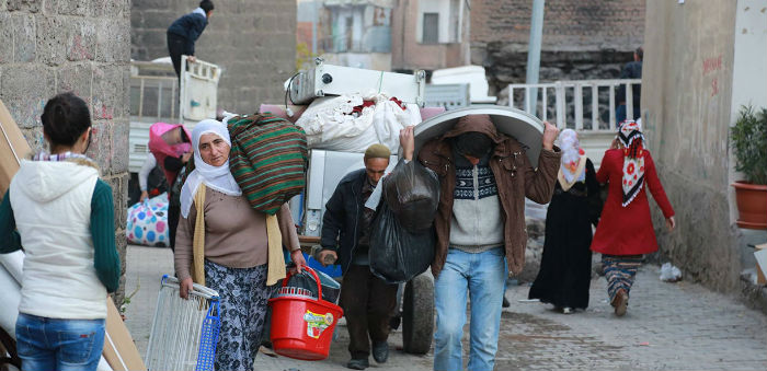 41 milyon kişi kendi memleketinde yurtsuz
