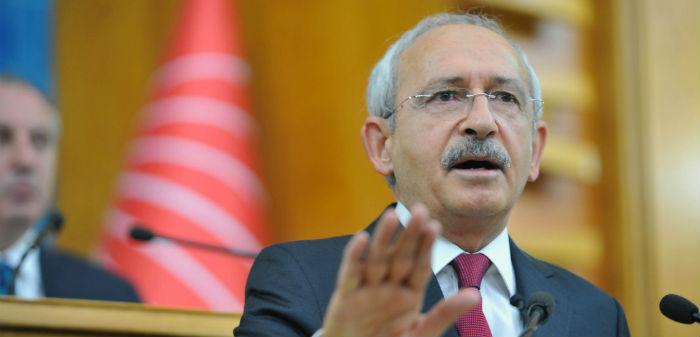 Kılıçdaroğlu'ndan Almanya'ya 'Ermeni Soykırımı' mektubu