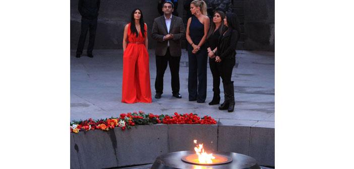 Kim Kardashian, George Clooney derken…