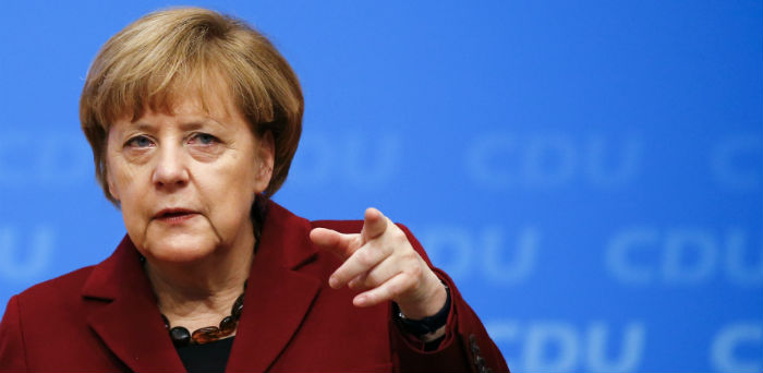 Merkel: the lifting of immunity causes concerns