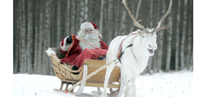 Dora'dan soru önergesi: Noel Baba neden ötekileştiriliyor?