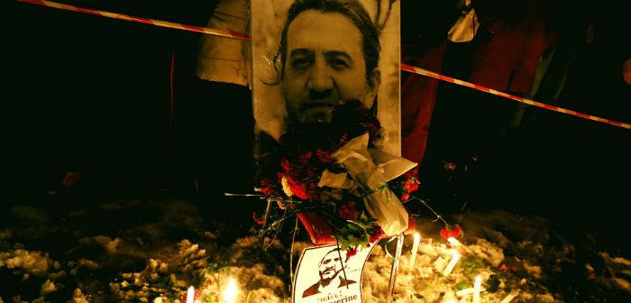 Gazeteci Nuh Köklü davası 27 Mayıs'a ertelendi