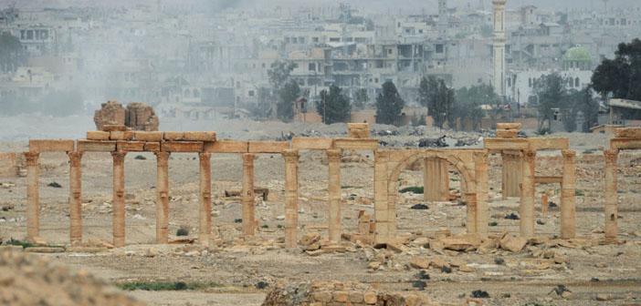 Ermenistan, Palmira'nın restorasyonuna destek verecek