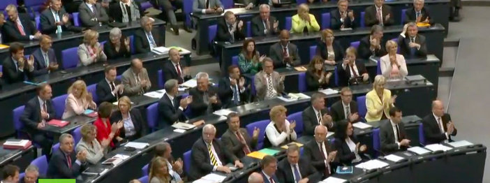 Bundestag passed the Armenian Genocide resolution