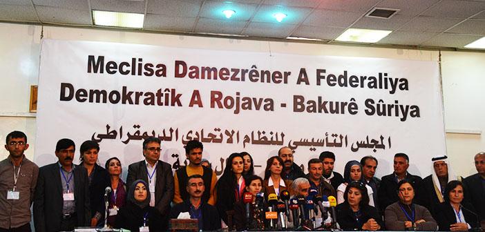 Rojava'da anayasa zamanı