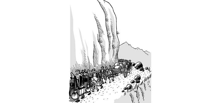 Kaybolan Karamanlıcanın hikâyesi ve muhacirlerin şiirleriyle Mübadele