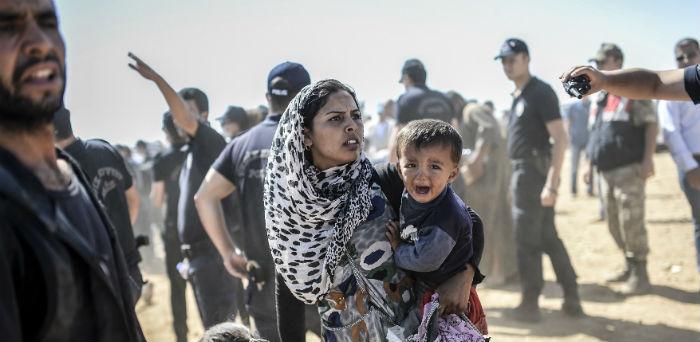 Af Örgütü Genel Sekreteri: Dip noktasındayız