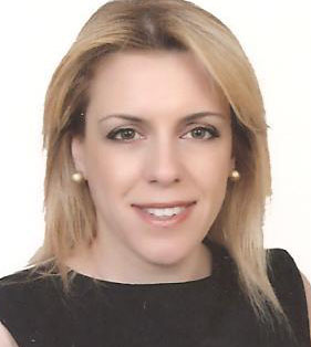 Maria Zaharaki.