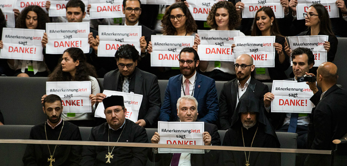 """Bundestag's resolution may open the eyes of many Germans, including those of Turkish origin"""
