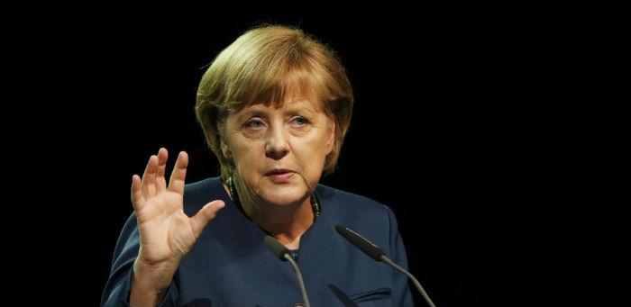 Merkel'den Cumhurbaşkanı Erdoğan'a cevap