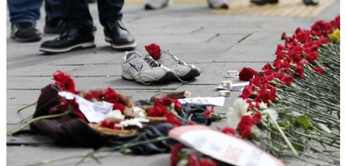 İçişleri Bakanlığı'nın Ankara Katliamı'nda ihmali yokmuş
