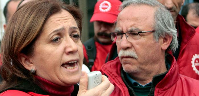 Gözaltına alınan Çerkezoğlu serbest bırakıldı