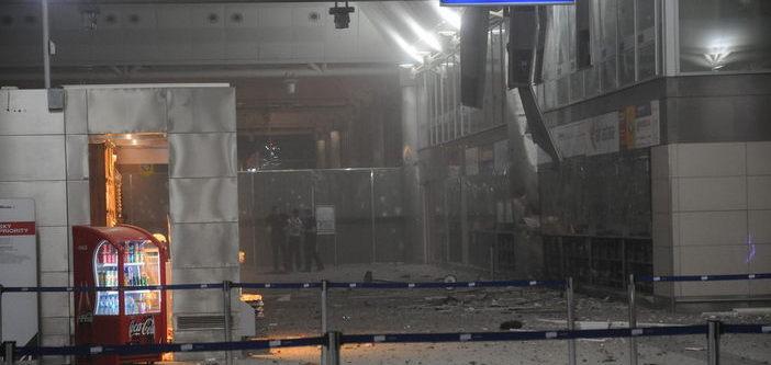 Havalimanı saldırısında hayatını kaybedenlerin sayısı 42'ye çıktı