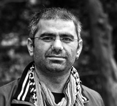 Mahir Özkan. Fotoğraf: Berge Arabian
