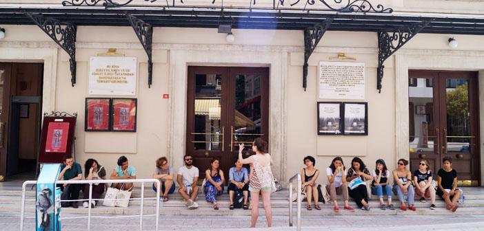 Kadıköy'de 'Cins Adımlar'
