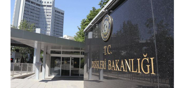 Turkish Foreign Ministry's statement on Pope Francis' visit