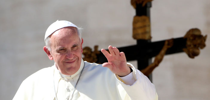 Pope's call for prayers for his visit to Armenia