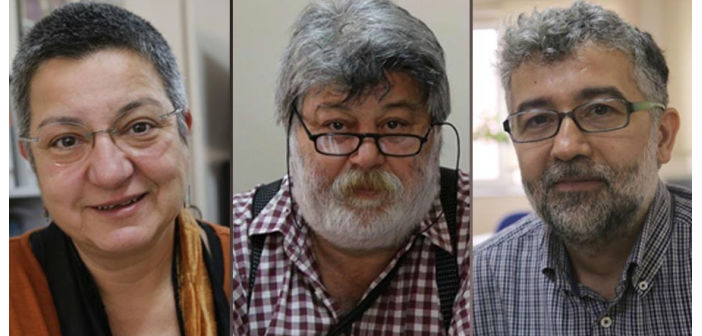 Nöbetçi yayın yönetmenleri Fincancı, Önderoğlu ve Nesin tutuklandı