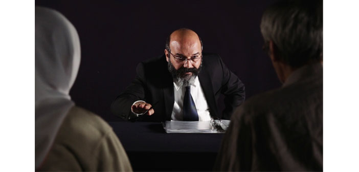 'İnsana ve vicdana dair bir film 'Haşa'